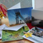 Wir verkaufen Jahreskalender, Postkarten uvm.