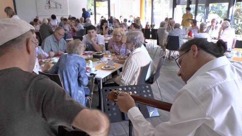 Geburtstags-Café in Polsum