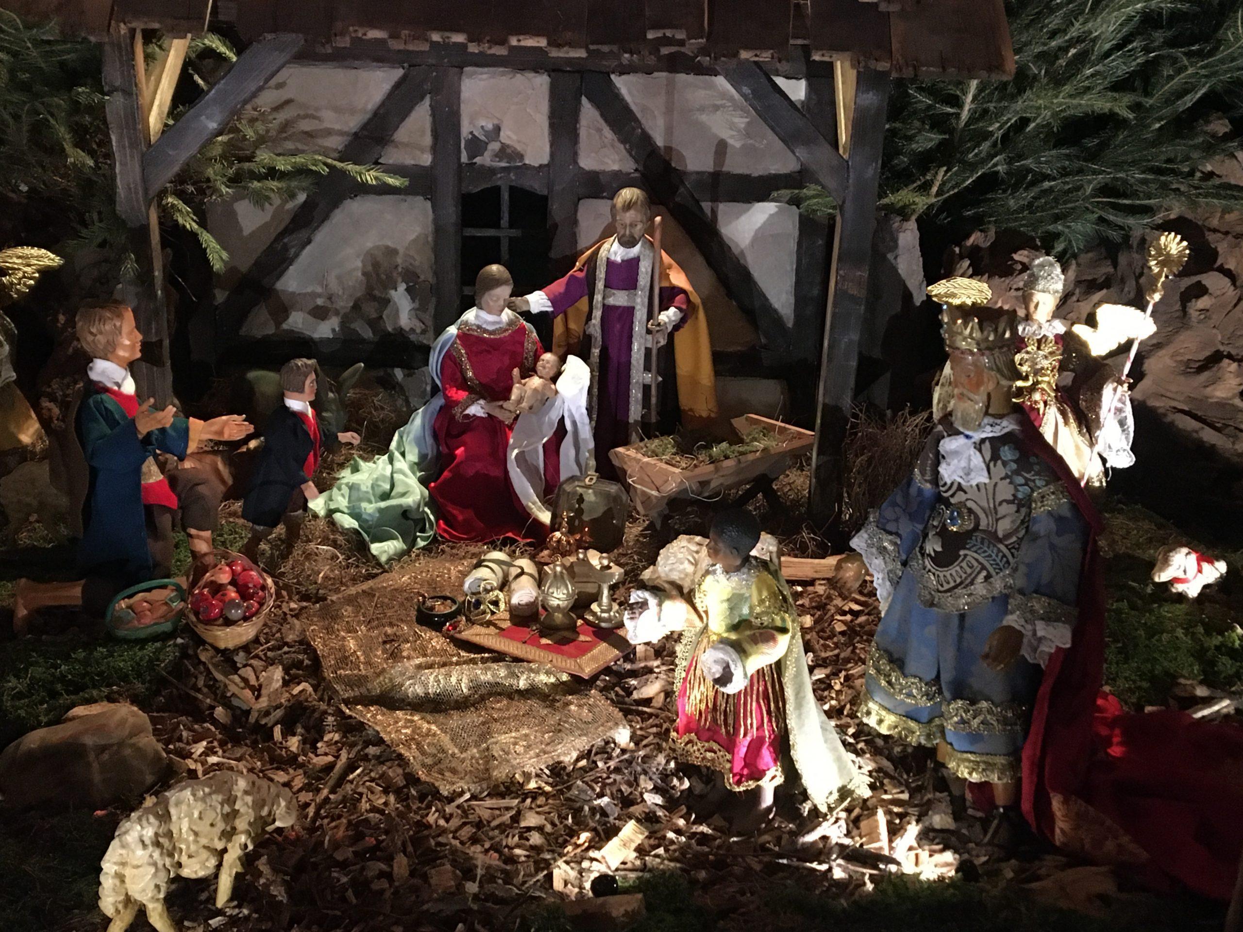 Weihnachtliche Andacht in Lippramsdorf ein voller Erfolg!