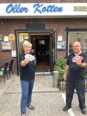 Thomas Sandkühler gewinnt 2. Doppelkopfturnier!