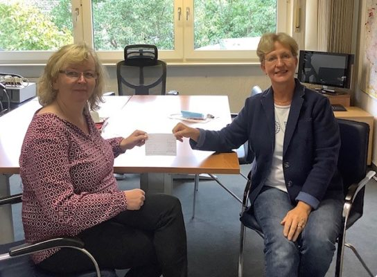 FBH e.V. unterstützt Klara Hospiz