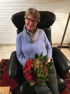 Verabschiedung Christa Röwer