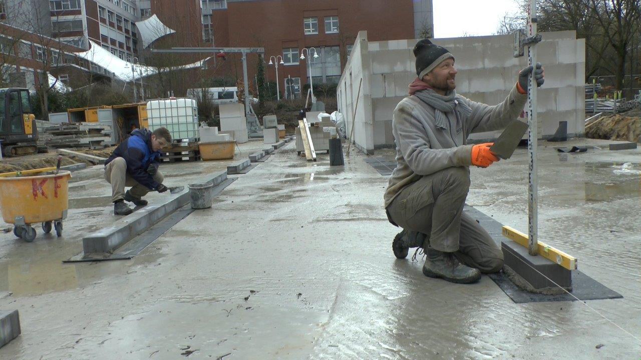 Aktuelles von der Baustelle